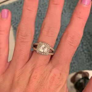 David Yurman Ring Size 7